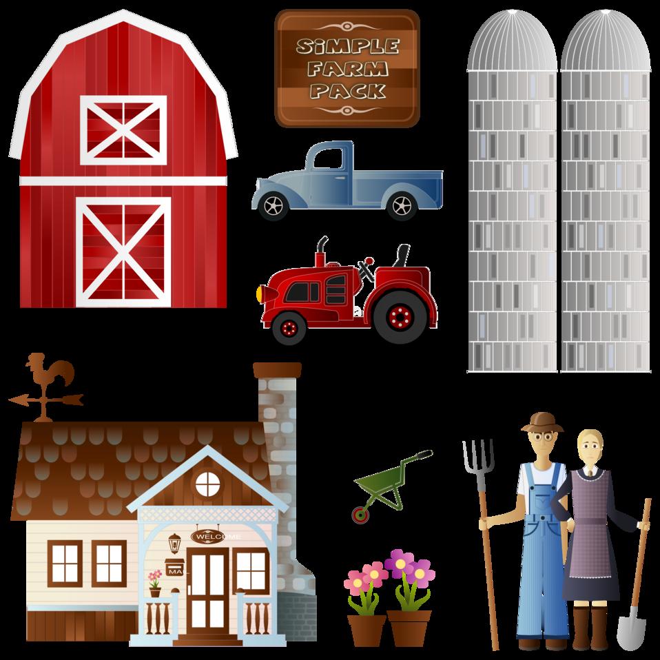 Farmers clipart female farmer. Public domain clip art