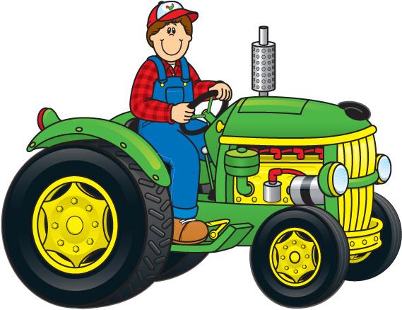 Free cliparts download clip. Farmer clipart tractor