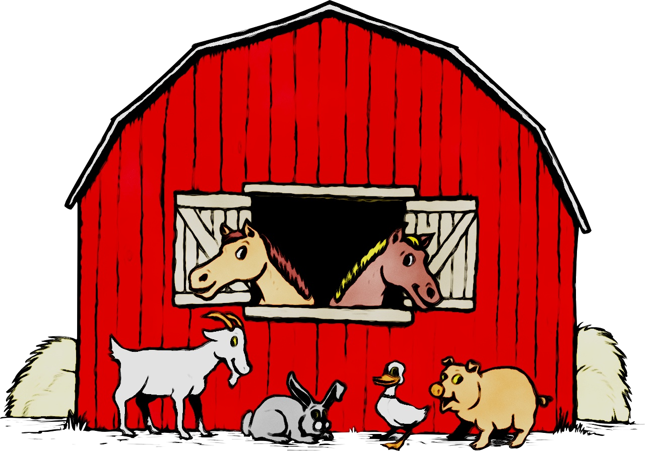 Clip art openclipart free. Clipart barn typical