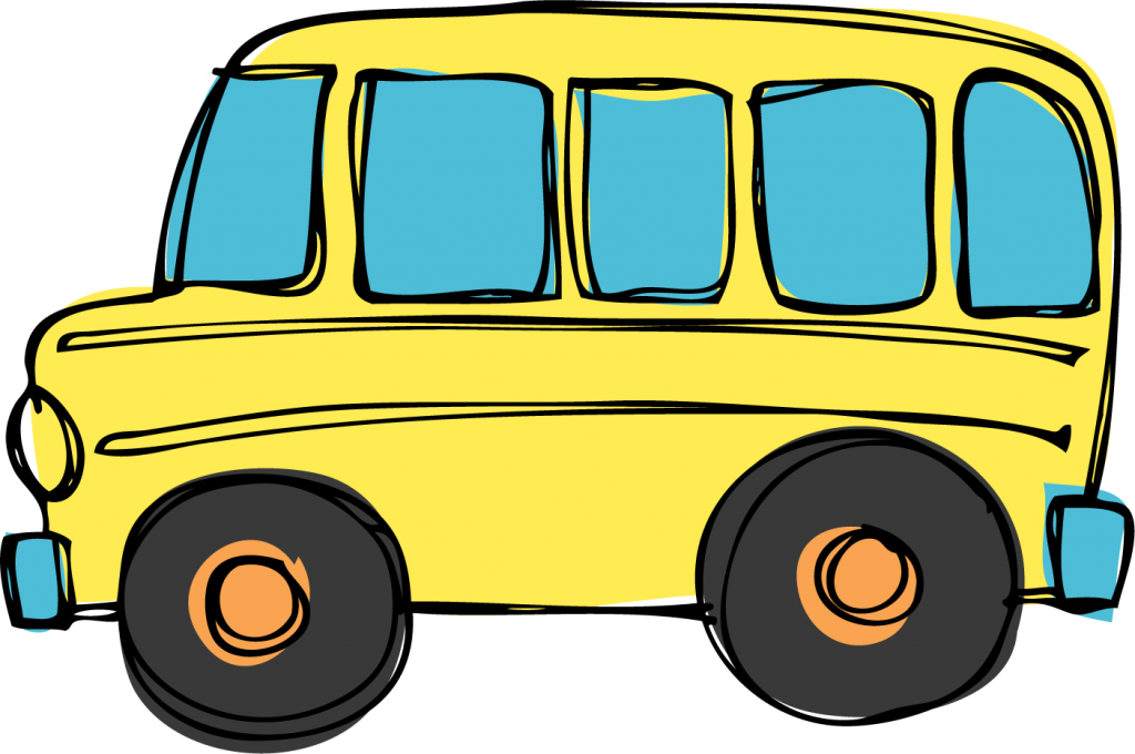 School clip art at. Driver clipart bus conductor