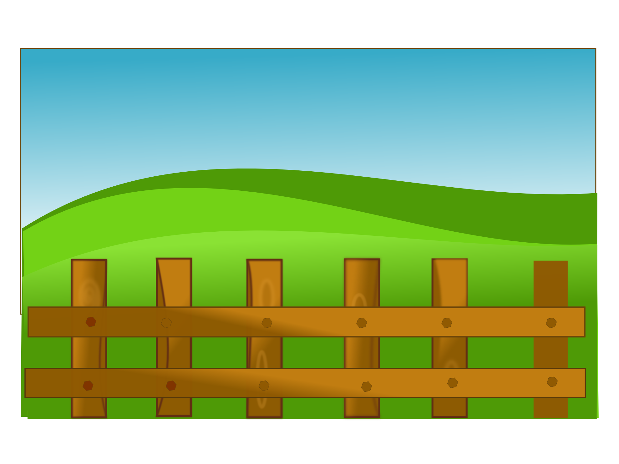 Barn wallpaper free collection. Fence clipart svg