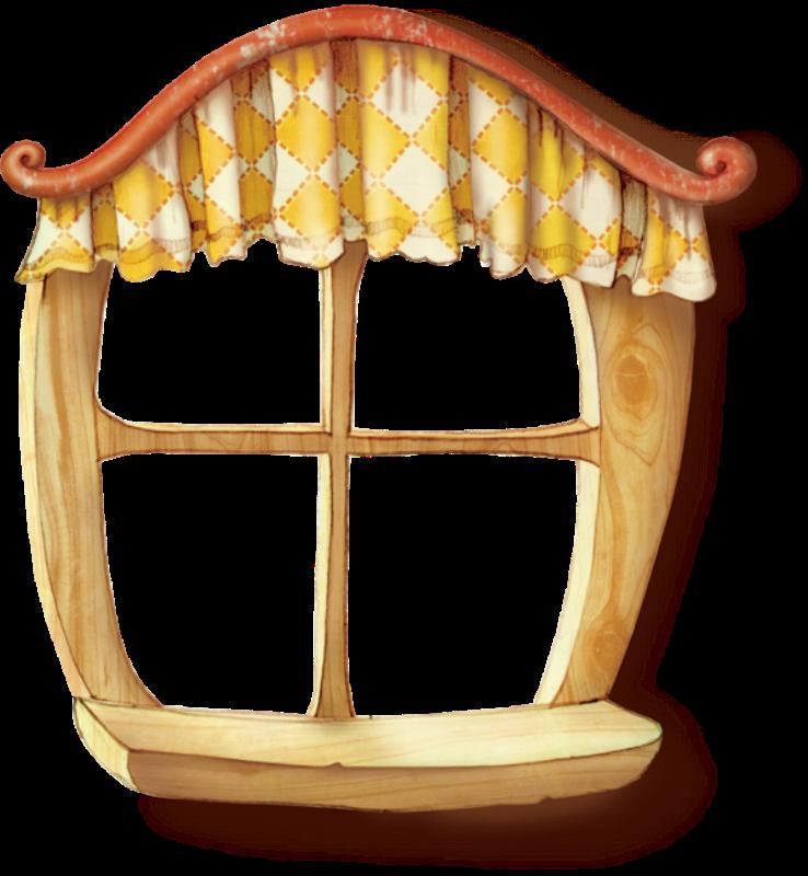Furniture clipart gingerbread house window.  png fot keretek