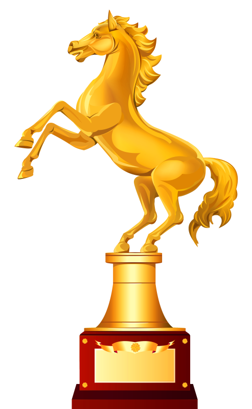 Jokingart com free. Race clipart trophy