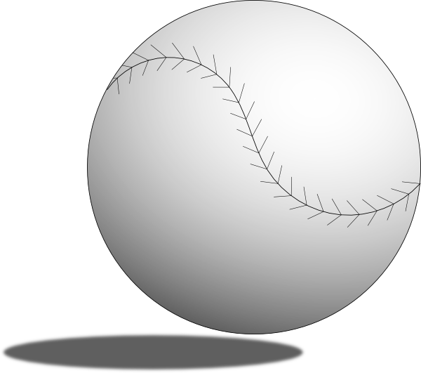 Baseball clip art at. Golf clipart hockey ball