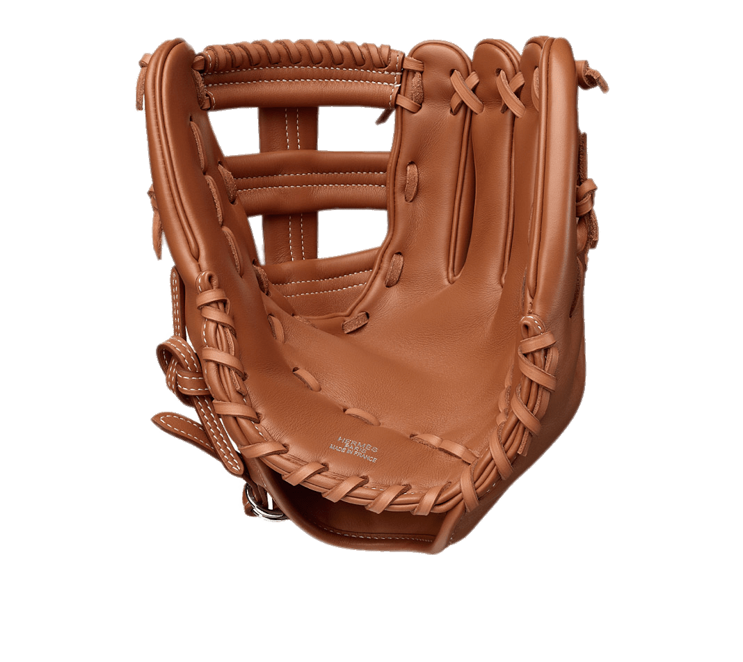 Baseball leather transparent png. Glove clipart blue glove