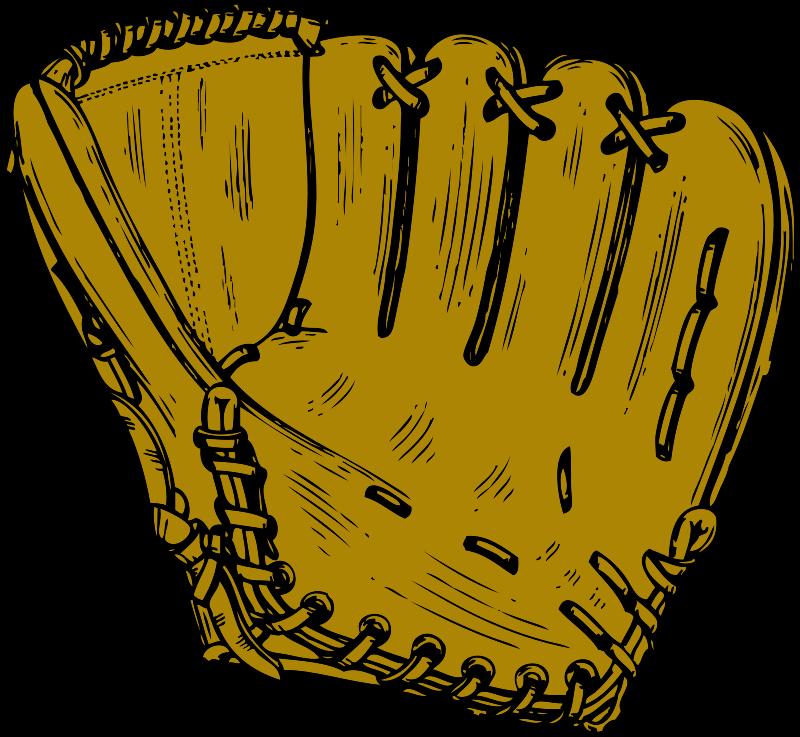 Food clipart glove. Mitt baseball free stock