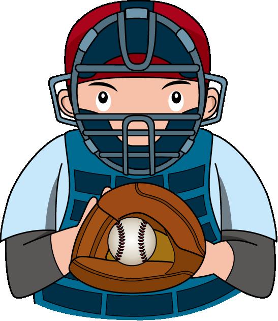 Mask baseball
