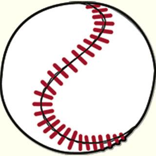 Ball . Clipart baseball bean bag