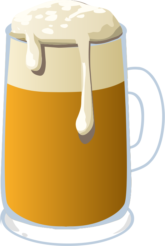 Glasses clipart pint glass. Beer free to use