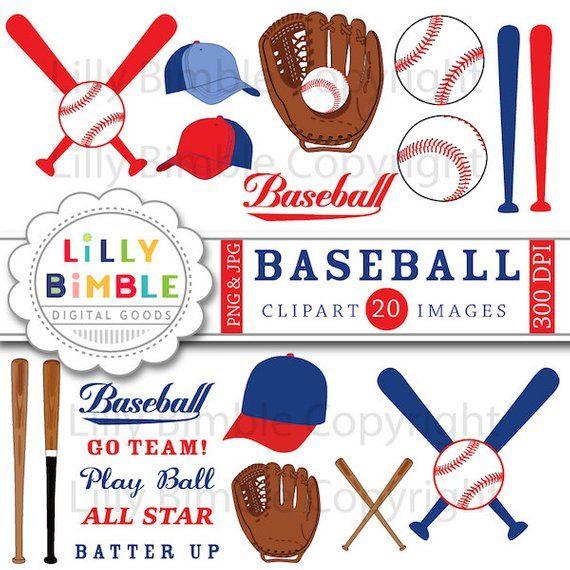 Clipart baseball birthday. Mitt baseballs bats hats