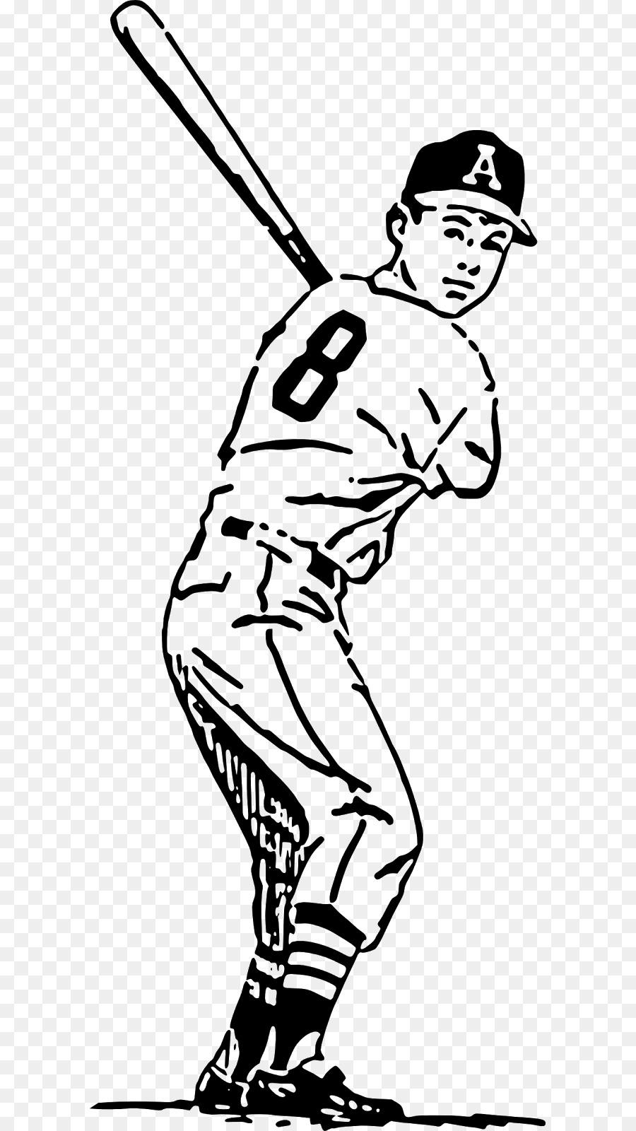 Bats cartoon sports . Clipart baseball drawing