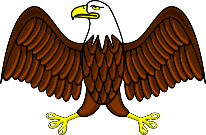 July clipart eagle.  collection of for