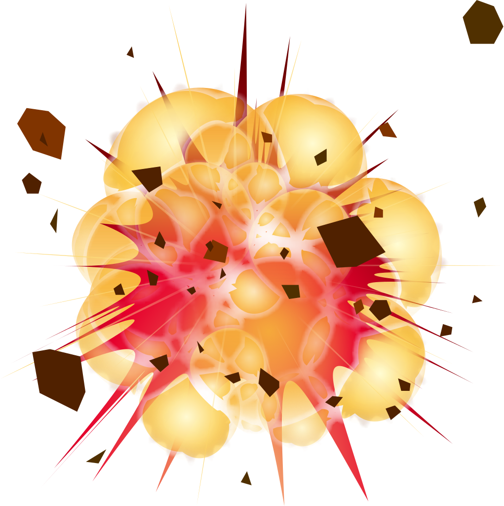 Water clipart explosion. Free icon png icons