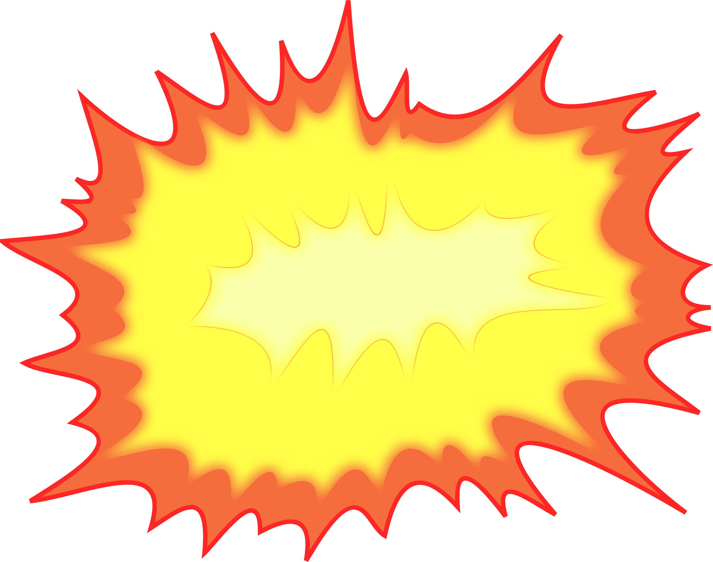 Free of explosions vector. Explosion clipart lab explosion