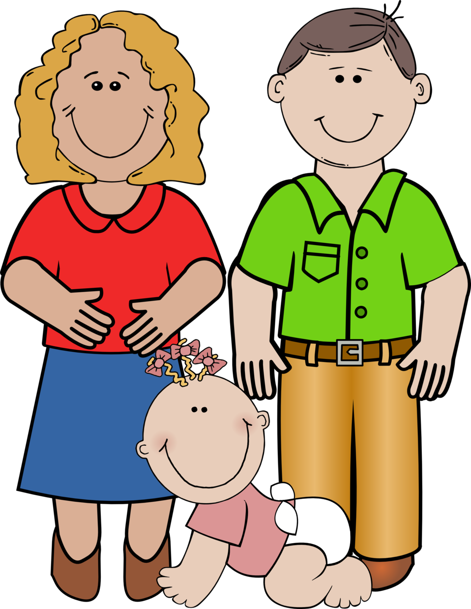 Family history at getdrawings. Families clipart respect