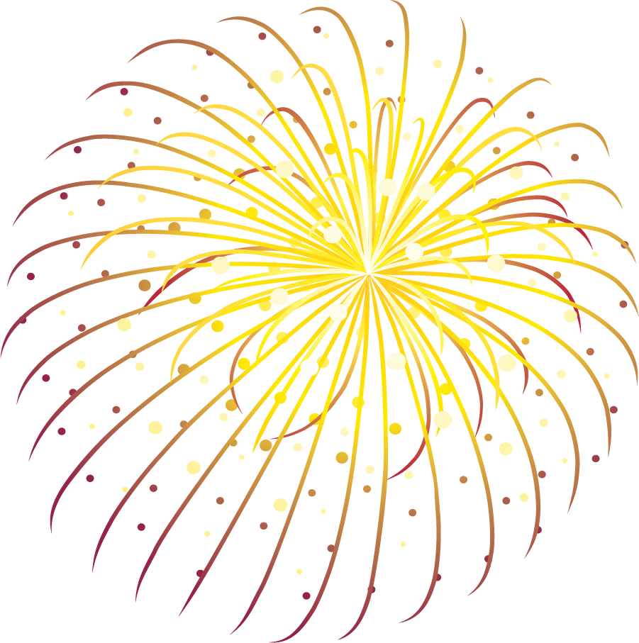 Pin by marina on. Clipart fireworks white background