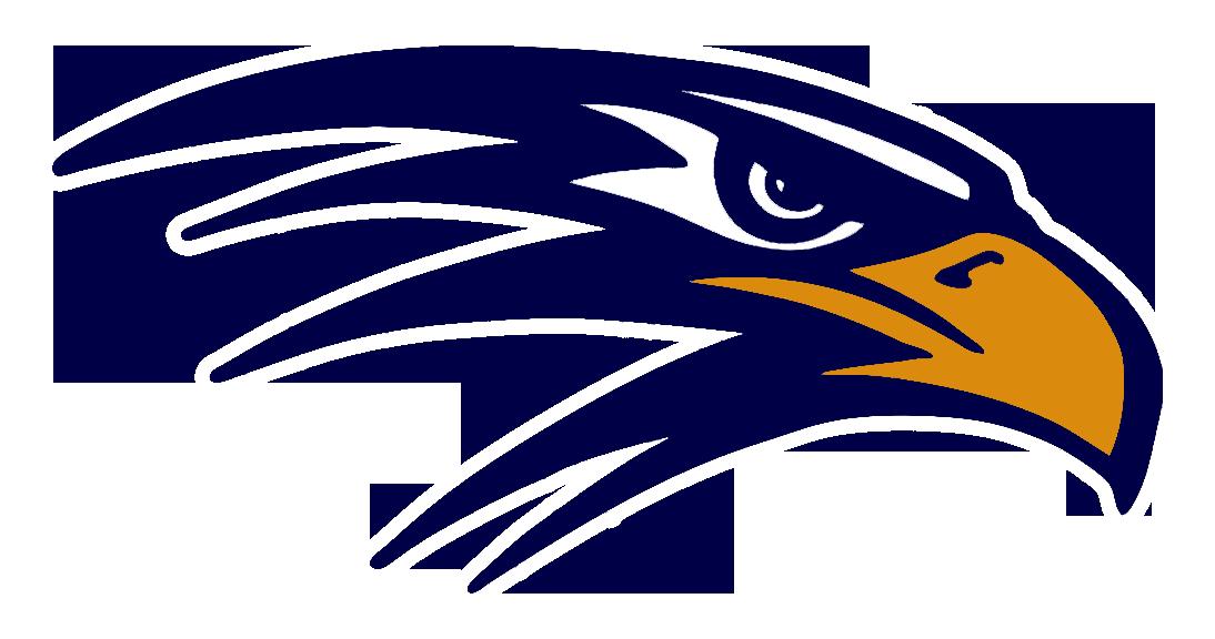 Hanahan team home hawks. Clipart football hawk