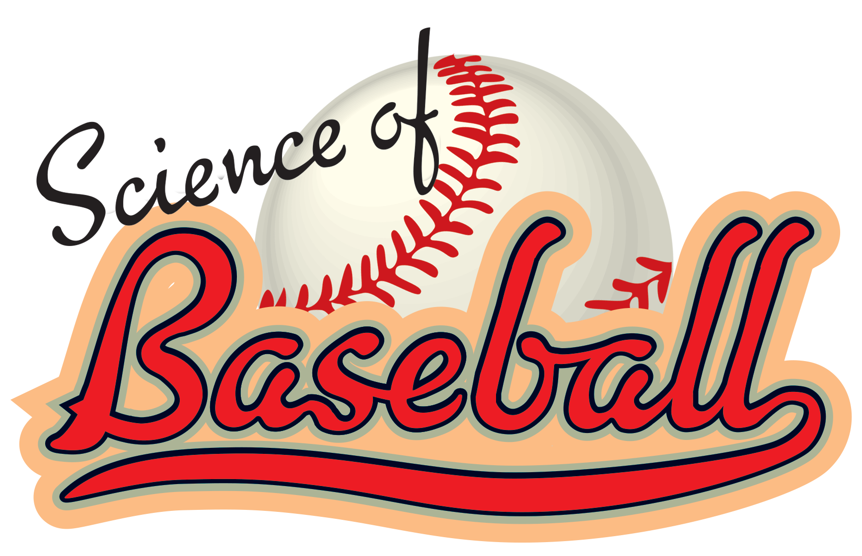 Scienceofbaseball logo png science. Mittens clipart baseball