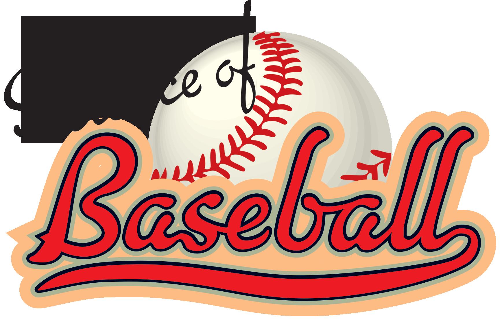 Scienceofbaseball logo png science. Clipart rocket baseball