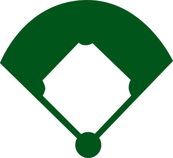 Field clip art at. Football clipart baseball
