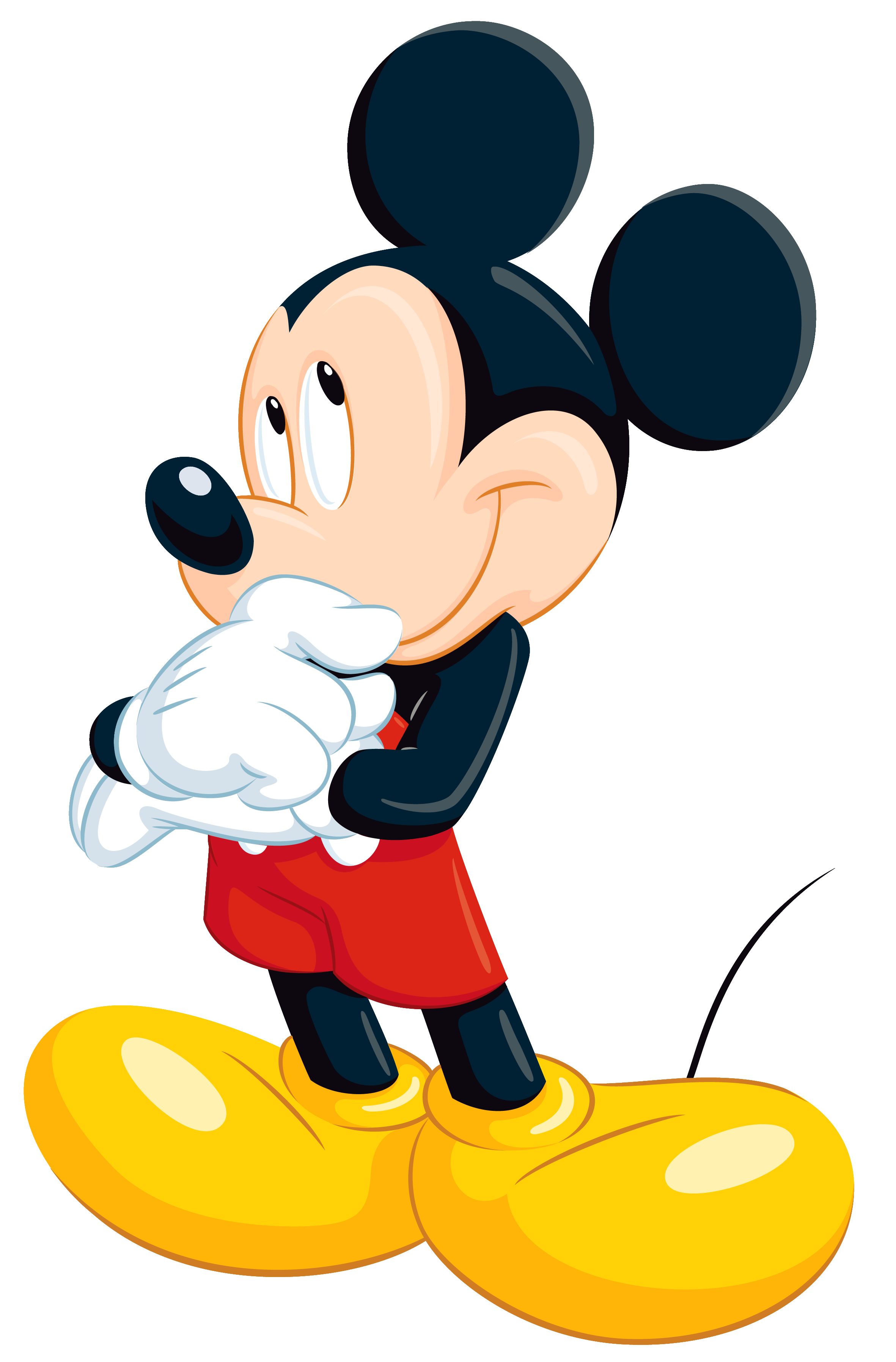 One clipart mickey mouse. Png image mes s
