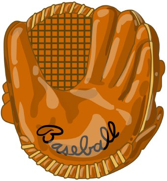 Mittens clipart baseball. Free glove pictures download