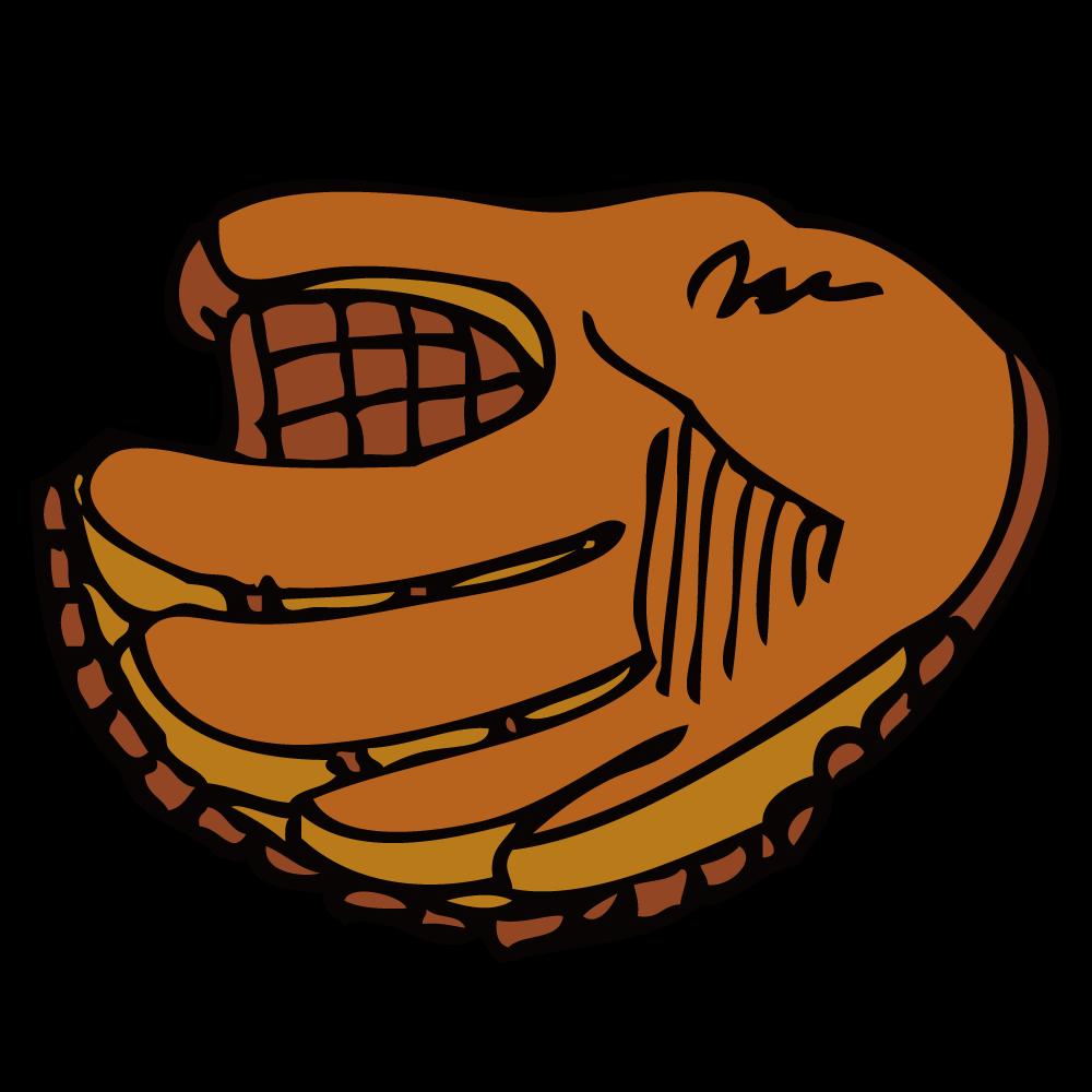 Glove clip art transprent. Hotdog clipart baseball