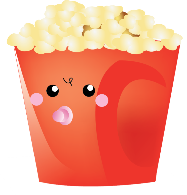 Free images photos download. Tree clipart popcorn