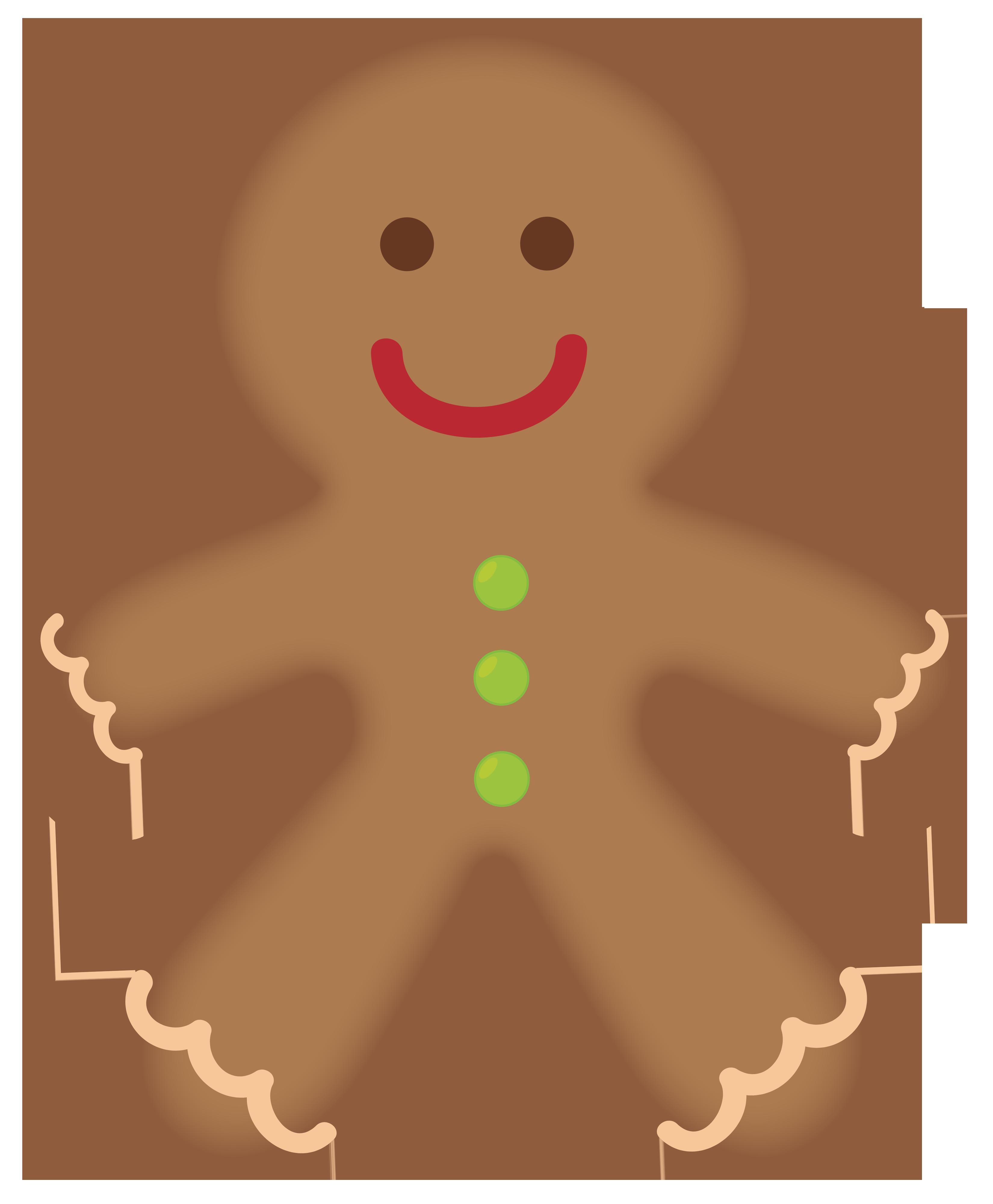 Gingerbread man men web. Softball clipart batting cage