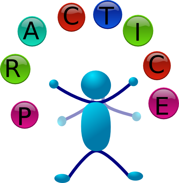 Group clip art at. Computer clipart practice