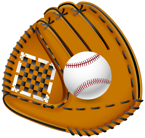 collection of glove. Mittens clipart baseball