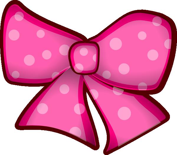 Hair clipart pink. Bow at getdrawings com