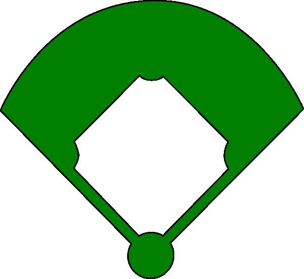Baseball field outlines google. Fence clipart football stadium