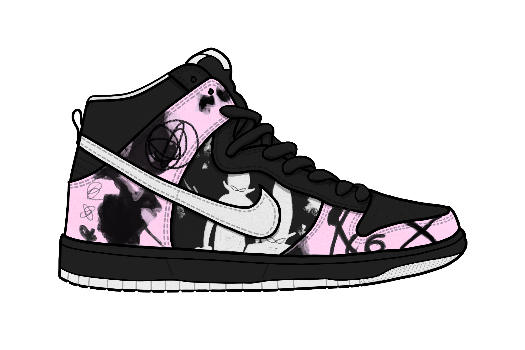Most iconic nike sbs. Clipart shoes baseball