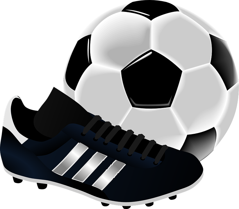 Imagen gratis en pixabay. Sports clipart soccer