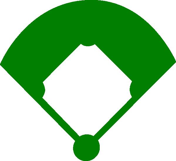 Clipart baseball sign. Field panda free images