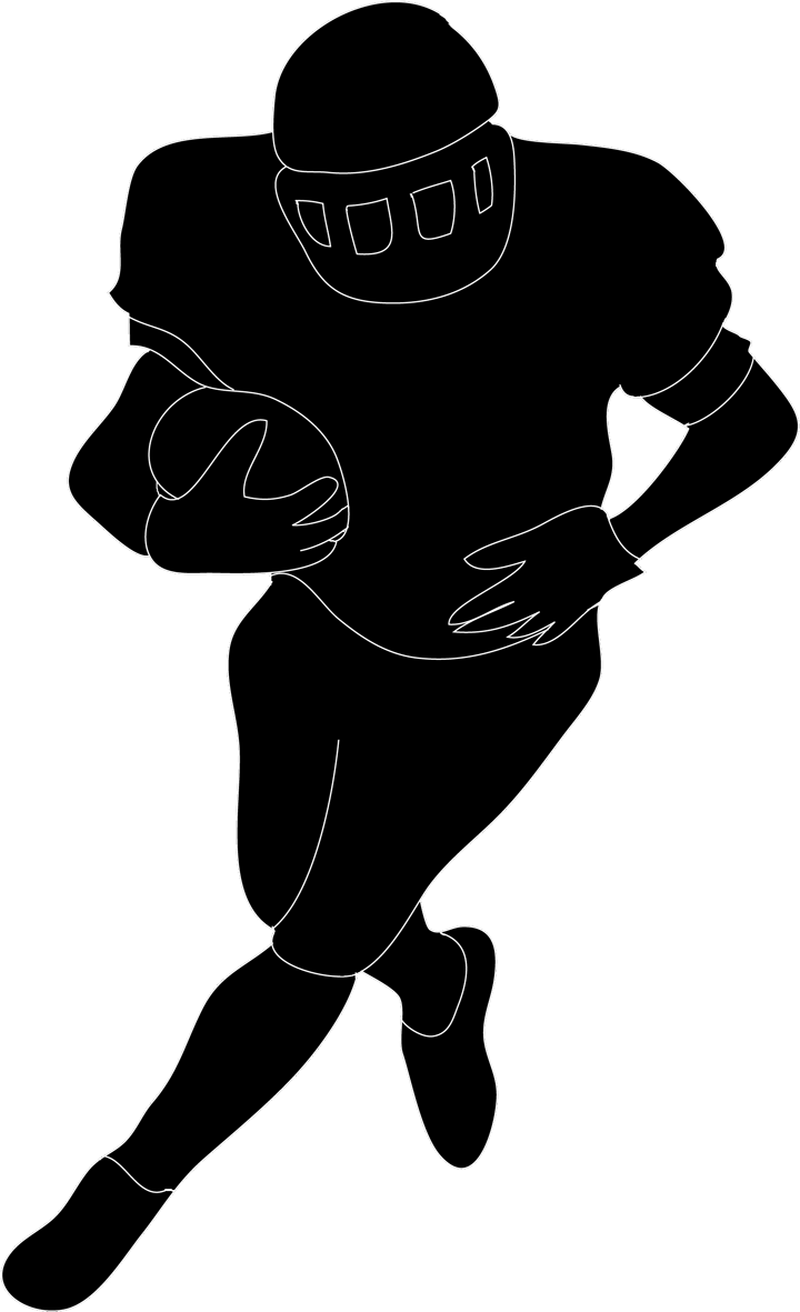Game clipart baseball. Player silhouette at getdrawings