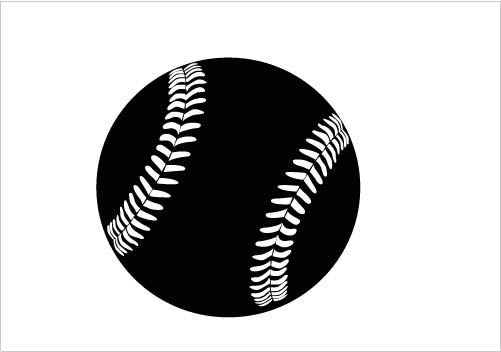 Free cliparts download clip. Clipart baseball silhouette