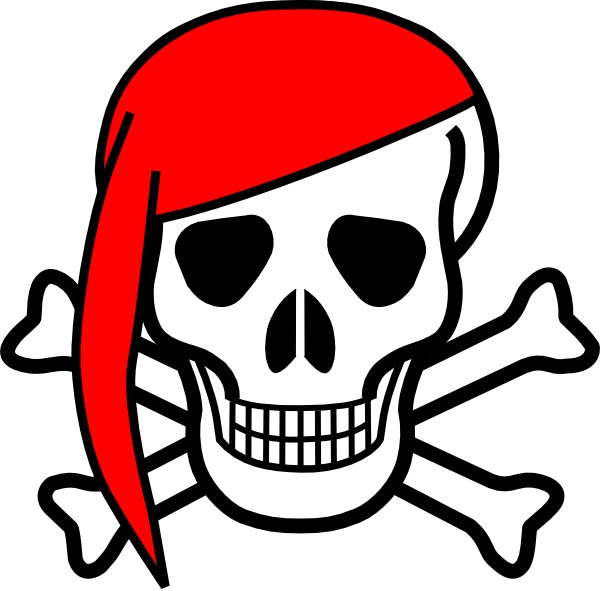 softball clipart skull