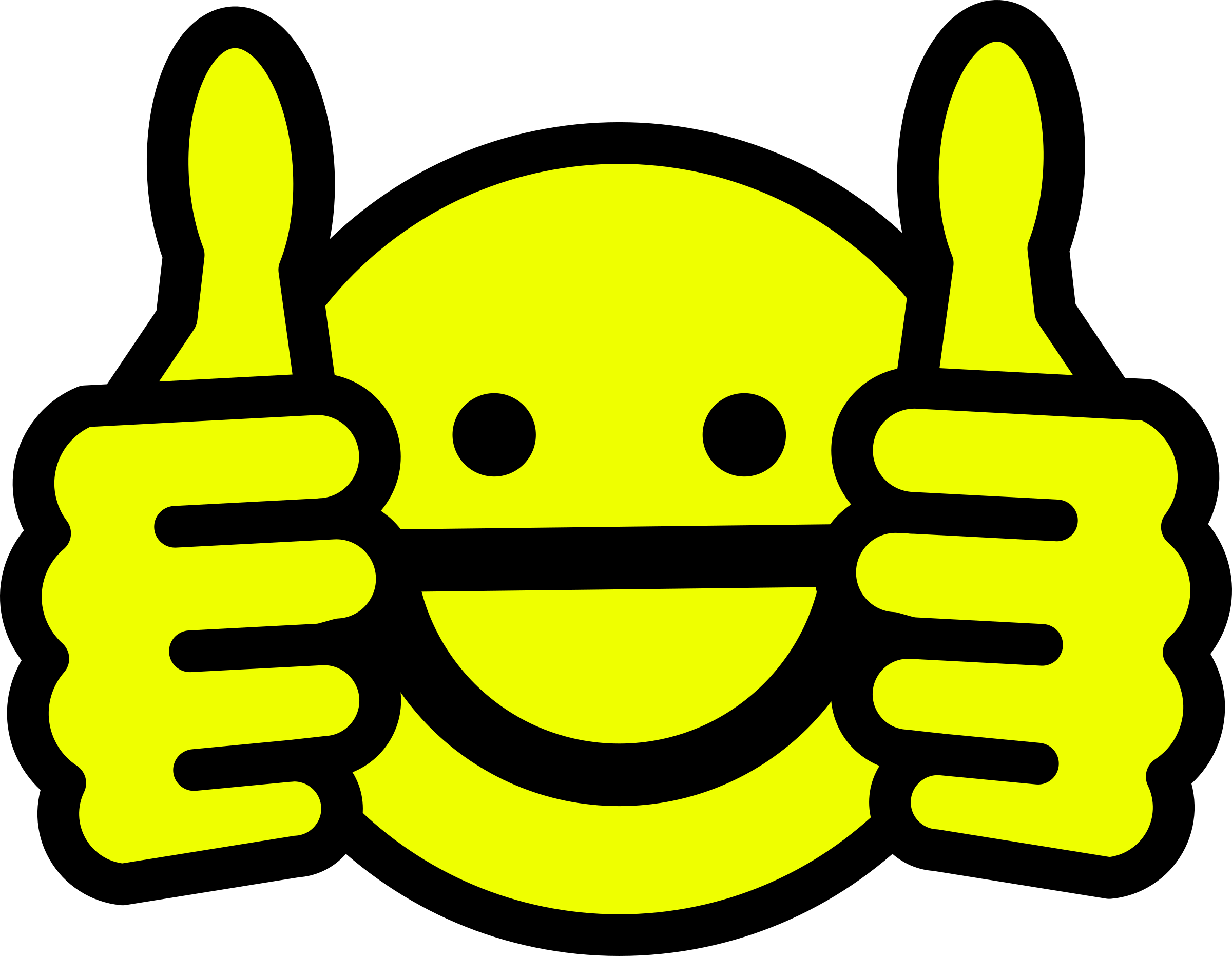 Awesome smiley face png. Good clipart transparent background