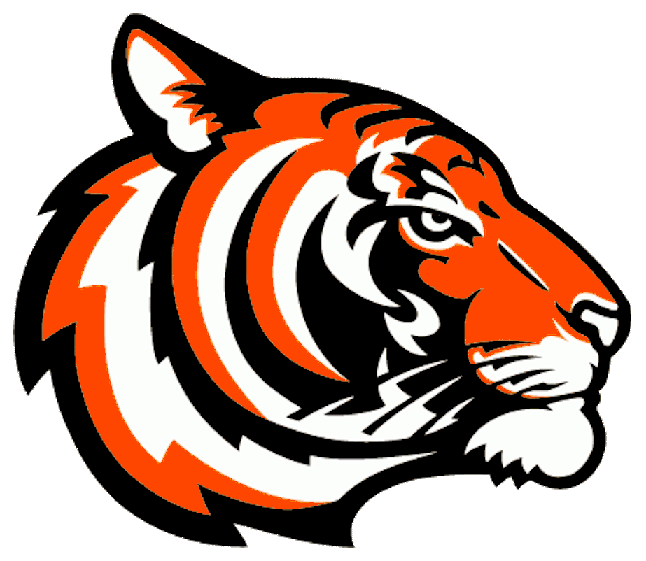 Clipart tiger robot. Related image football tigers