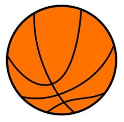 Clipart basketball. Clip art free images