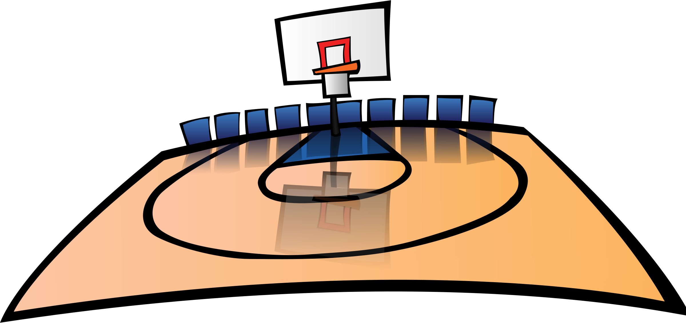 Basketball big image png. Court clipart court order