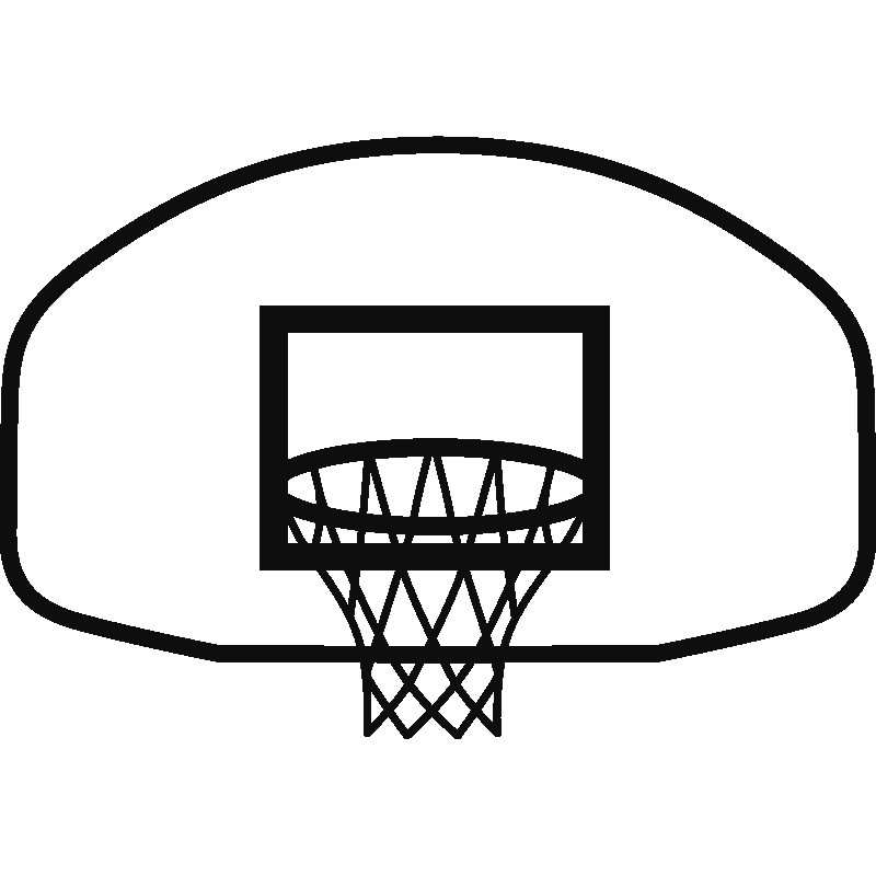 White clipart basketball. Free goal cliparts download