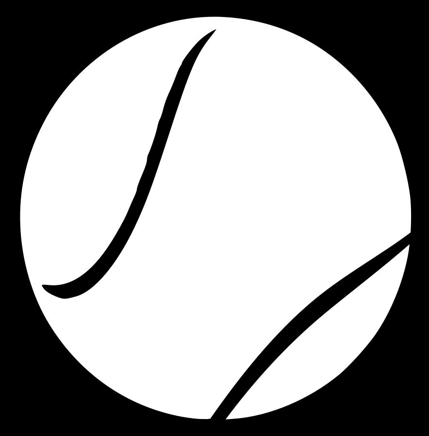 Clipart football sketch. Basketball ball black and