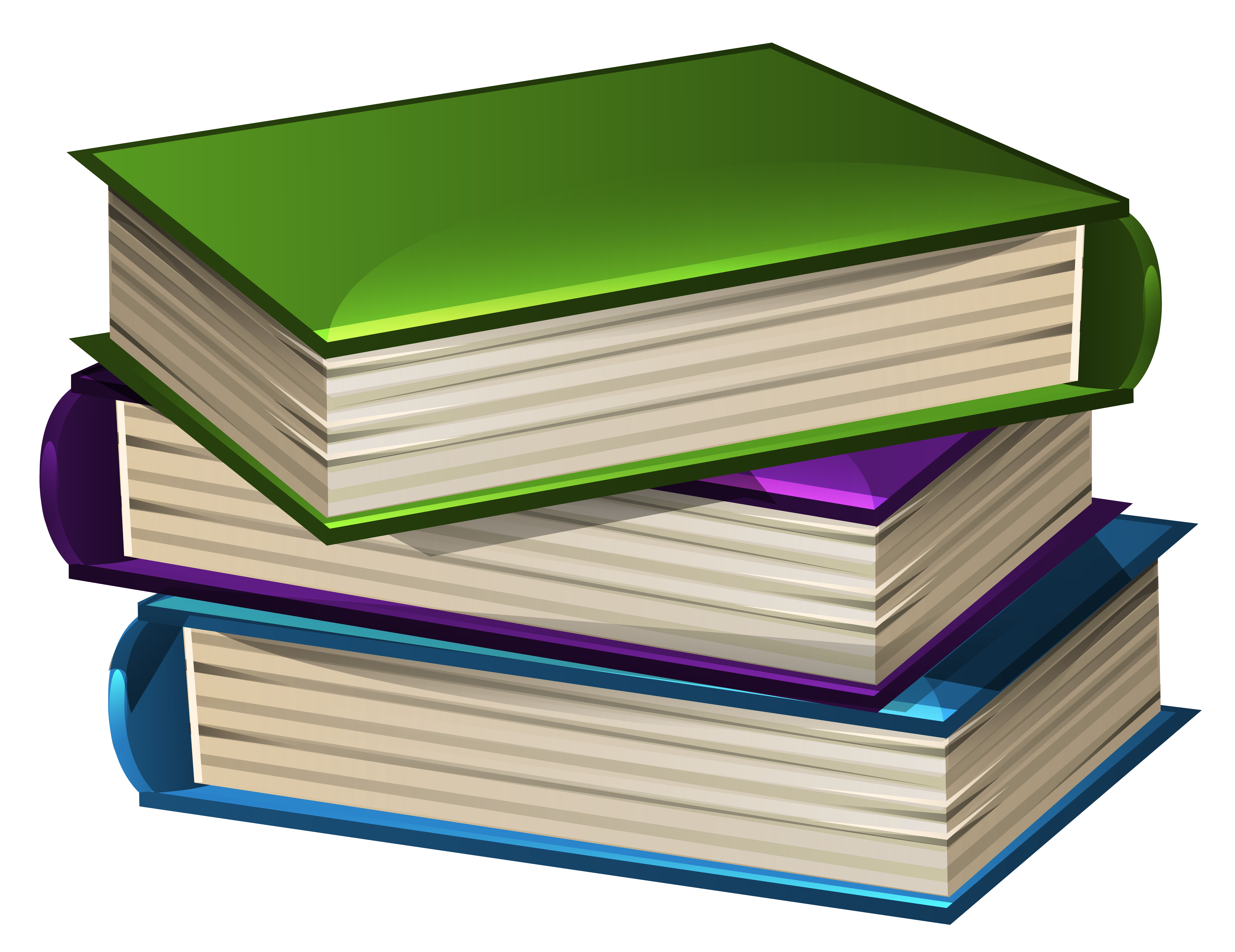School Book Clipart at GetDrawings