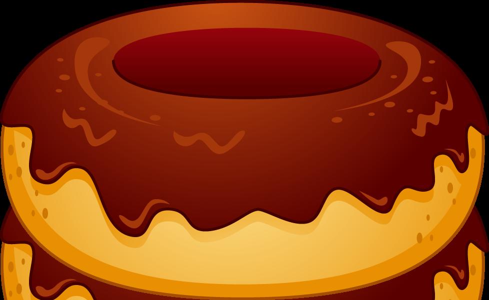 Donut clip art border. Holiday clipart hot cocoa