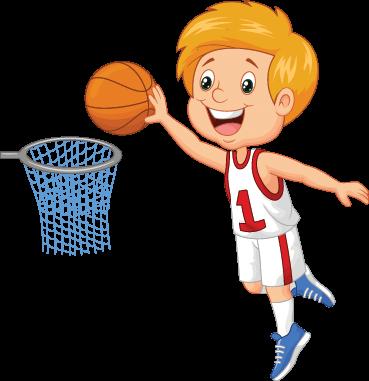 Clipart basketball boy. Little playing pbs learningmedia