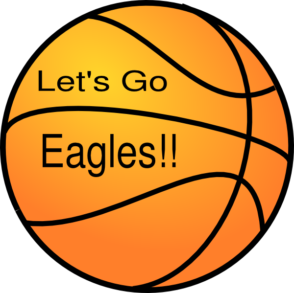 Eagle clipart basketball. Jokingart com
