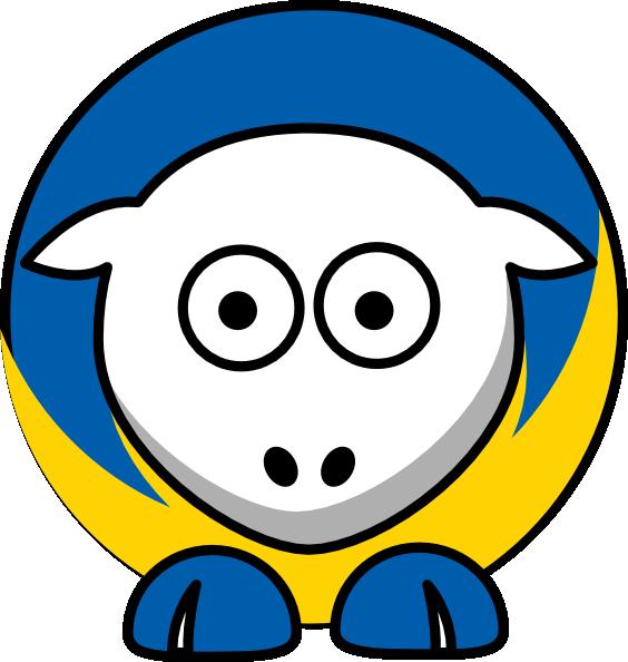 Roadrunner clipart svg. Sheep cal state bakersfield